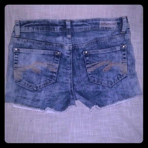 Justice Other - Justice Premium Cut-off Shorts